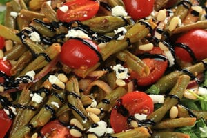 Spicy Green Bean Salad