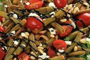 Spicy Green Bean Salad