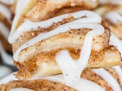 Apple Cinnamon Twists