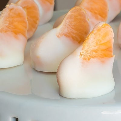 Creamsicle Yogurt Bites