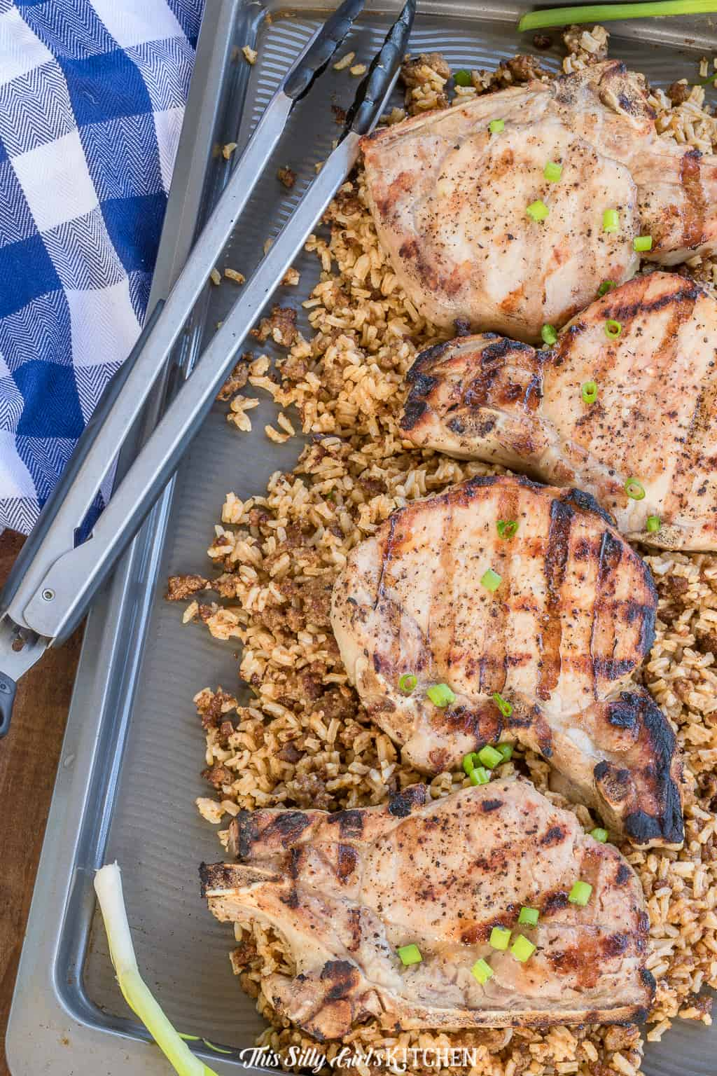 Brined Pork Chops - So Easy You Can't Mess These Up!