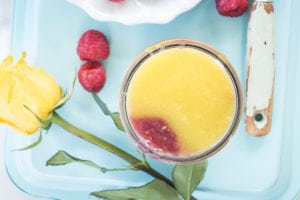 Raspberry Lemonade Curd