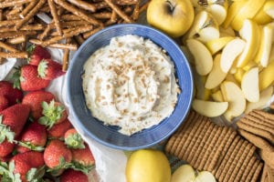 Toffee Fruit Dip