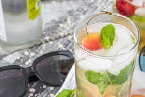 Rainier Cherry Mojitos