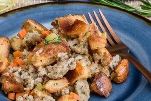 Italian Sausage Stuffing