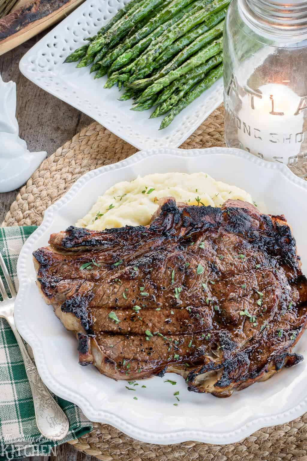 Stupendous The Best Steak Marinade For Grilled Ribeye Steaks Download Free Architecture Designs Lectubocepmadebymaigaardcom