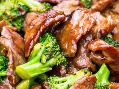 Beef and Broccoli – Better Than Take Out