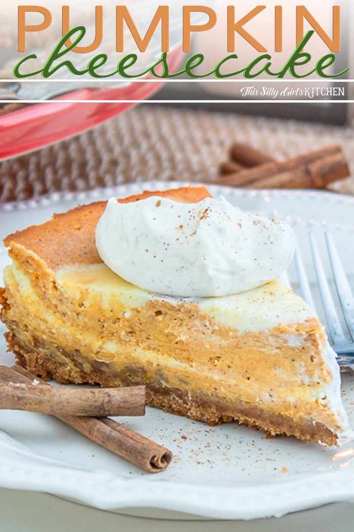 The is undoubtedly the best pumpkin cheesecake recipe you will ever taste! And definitely one of the easiest.