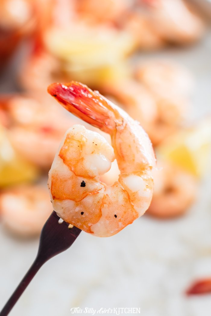 If you are a shrimp cocktail lover like me, you have to try this roasted shrimp cocktail!  #recipe from thissillygirlskitchen.com #shrimpcocktail #roastedshrimpcocktail #shrimpappetizer #cocktailsauce #appetizer If you are a shrimp cocktail lover like me, you have to try this roasted shrimp cocktail!  #recipe from thissillygirlskitchen.com #shrimpcocktail #roastedshrimpcocktail #shrimpappetizer #cocktailsauce #appetizer