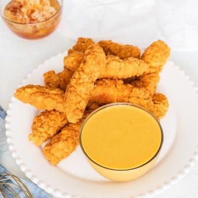 Honey Mustard Recipe