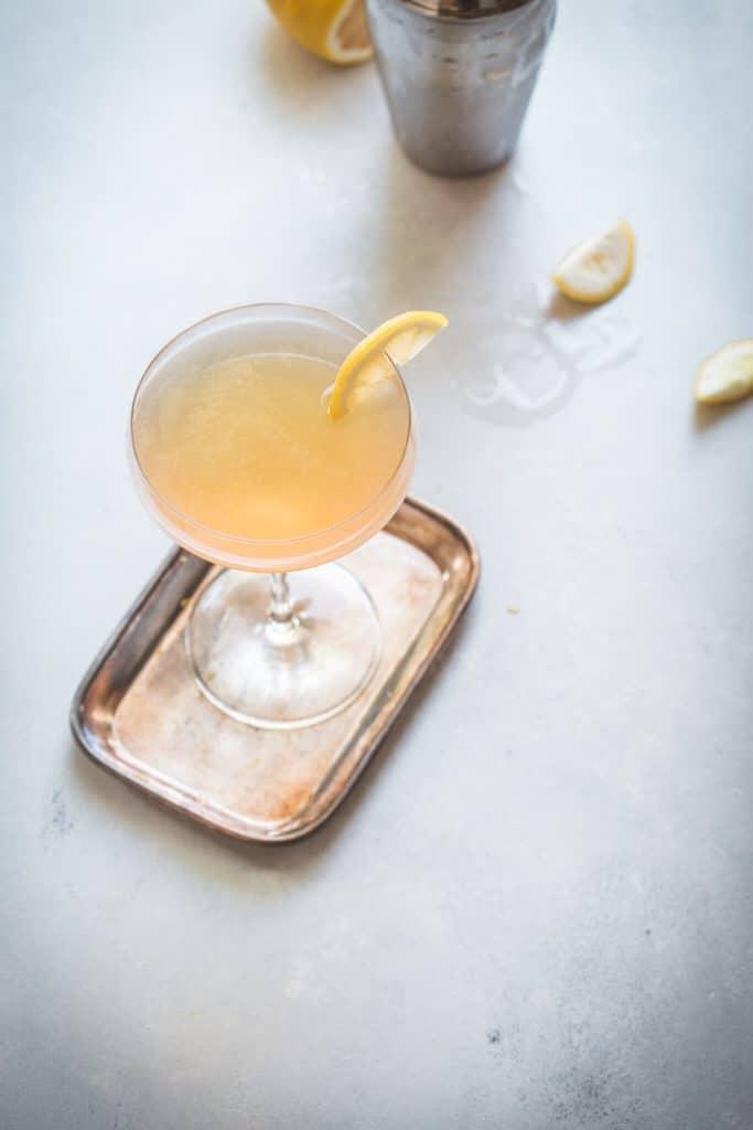 Harvest Moon Applejack Cocktail