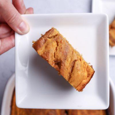 Caramel Swirl Pumpkin Bread